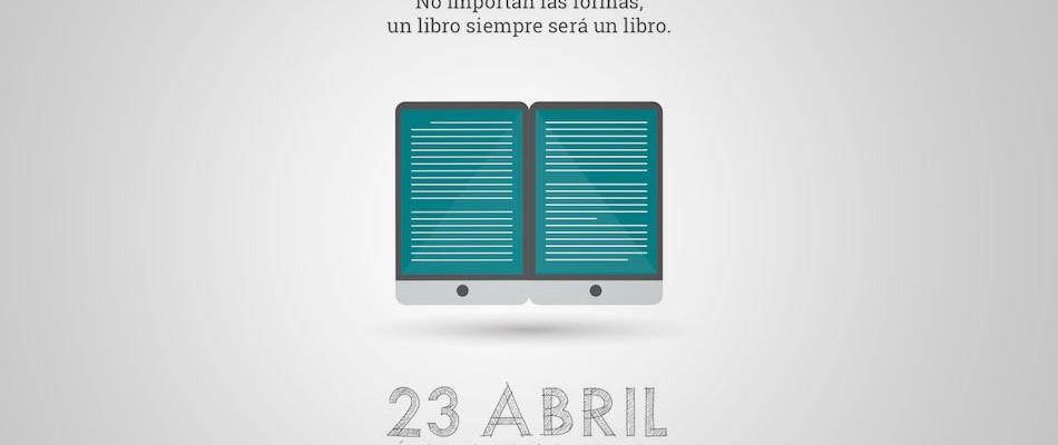 Día del Libro 23 de abril