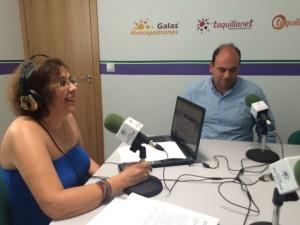 Agencia Maldon entrevista en Radio Metropolitana Málaga