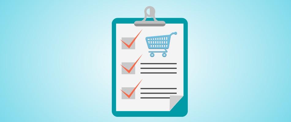 Checklist E-commerce