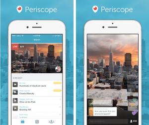 periscope - apps semana santa