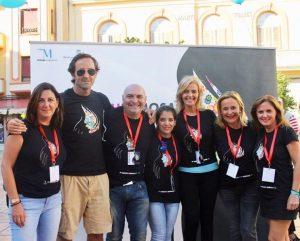 Fuertes y Hermosas Malaga - Norberto Obregón y otros colaboradores del proyecto