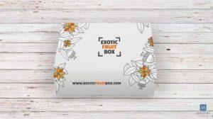 packaging maldon exotic fruit box